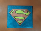 BILLETERA TYVEK SUPERMAN A BT-04