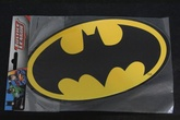 CALCO BATMAN LOGO OVAL CALADO