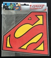 CALCO DC SUPERMAN LOGO CALADO
