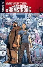 ARCHER & ARMSTRONG 04: GUERRA CIVIL EN LA SECTA
