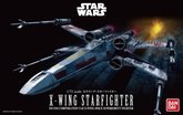 1/72 X-WING STARFIGHTER MODEL KIT BANPRESTO