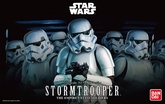 1/12 STORMTROOPER MODEL KIT BANPRESTO