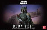 1/12 BOBA FETT MODEL KIT BANPRESTO