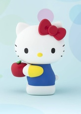 HELLO KITTY BLUE (AZUL) FIGURA 8,5 CM HELLO KITTY FIGUARTS ZERO
