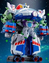 BUZZ THE SPACE RANGER ROBO FIGURA 22 CM TOY STORY CHOGOKIN COMBINATION