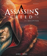 ASSASSINS CREED 03: ACCIPITER