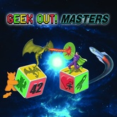 GEEK OUT! MASTERS