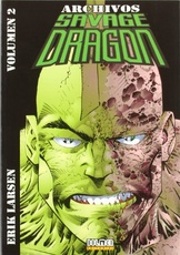 ARCHIVOS SAVAGE DRAGON VOL. 02 (COMIC)