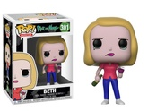 FUNKO - RICK AND MORTY - BETH #301