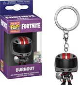 FUNKO KEYCHAIN FORTNITE - BURNOUT