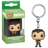 FUNKO KEYCHAIN FORTNITE - HIGHRISE ASSAULT TROOPER