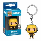 FUNKO KEYCHAIN FORTNITE - RAPTOR