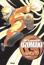 NARUTO ART BOOK. UZUMAKI