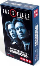 THE X FILES CONSPIRACY THEORY (Ingles)