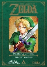 THE LEGEND OF ZELDA 01: OCARINE OF TIME (PERFECT EDITION)