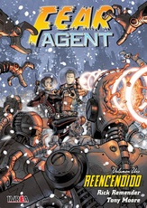 FEAR AGENT 01: RE-IGNITION