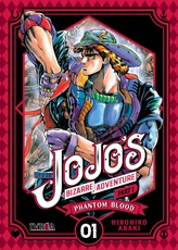 JOJOS B.A. PART 1: PHANTOM BLOOD 01