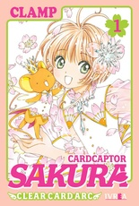 CARD CAPTOR SAKURA CLEAR CARD 01