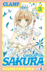 CARD CAPTOR SAKURA CLEAR CARD 03