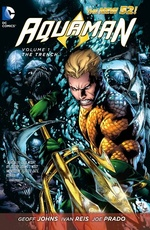AQUAMAN 01: The Trench (The New 52)