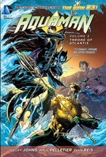 AQUAMAN 03 : Throne of Atlantis (The New 52)