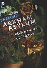 Batman Arkham Asylum 25th Anniversary Deluxe Edition