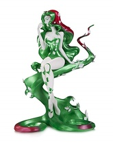 POISON IVY HOLIDAY VARIANT DC ARTISTS ALLEY FIGURA DC COLLECTIBLES