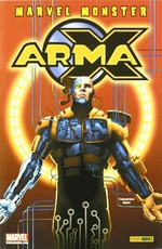 MARVEL MONSTER: ARMA-X 01