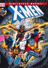 BIBLIOTECA MARVEL: X-MEN 005