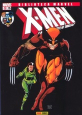 BIBLIOTECA MARVEL: X-MEN 015