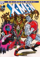 BIBLIOTECA MARVEL: X-MEN 020