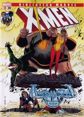 BIBLIOTECA MARVEL: X-MEN 024