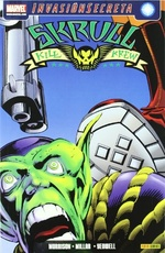 INVASION SECRETA: SKRULL KILL KREW