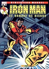 BIBLIOTECA MARVEL: IRON MAN 010