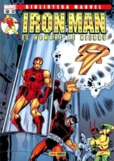 BIBLIOTECA MARVEL: IRON MAN 012