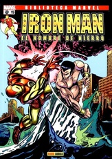 BIBLIOTECA MARVEL: IRON MAN 015