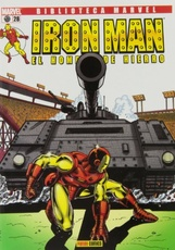 BIBLIOTECA MARVEL: IRON MAN 028 (ULTIMO NUMERO)