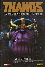 THANOS. LA REVELACION DEL INFINITO (MARVEL GRAPHIC NOVELS)