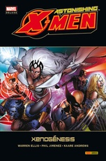ASTONISHING X-MEN 06:  XENOGENESIS (MARVEL DELUXE)