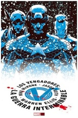 LOS VENGADORES: LA GUERRA INTERMINABLE (MARVEL GRAPHIC NOVELS)