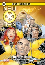 NEW X-MEN 01: E DE EXTINCION