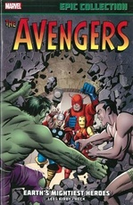 AVENGERS EPIC COLLECTION 01 (ENGLISH)