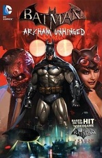 BATMAN ARKHAM UNHINGED VOL 01 (ENGLISH)