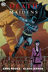 BATMAN DEATH & THE MAIDENS DELUXE EDITION (ENGLISH)