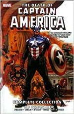 CAPITAIN AMERICA THE DEATH OF CAPITAIN AMERICA THE COMPLETE COLLECTION (ENGLISH)