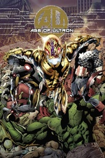 AGE OF ULTRON (ENGLISH)