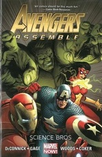 AVENGERS ASSENBLE SCIENCE BROS -MARVEL NOW- (ENGLISH)