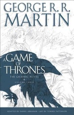 A GAME OF THRONES THE GRAPHIC NOVEL VOLUME THREE (ENGLISH)