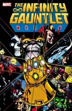 THE INFINITY GAUNTLET (INGLES)