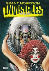 THE INVISIBLES BOOK 01 (ENGLISH)
